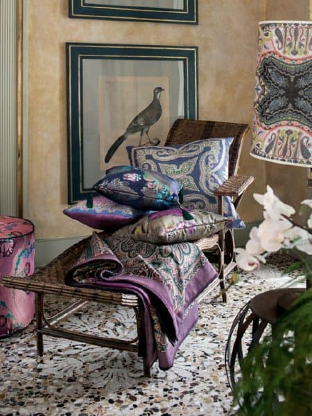 Etro home collection 2018 lupetta5 for Etro arredamento